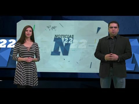 Noticias 22 / 12 de octubre 2017