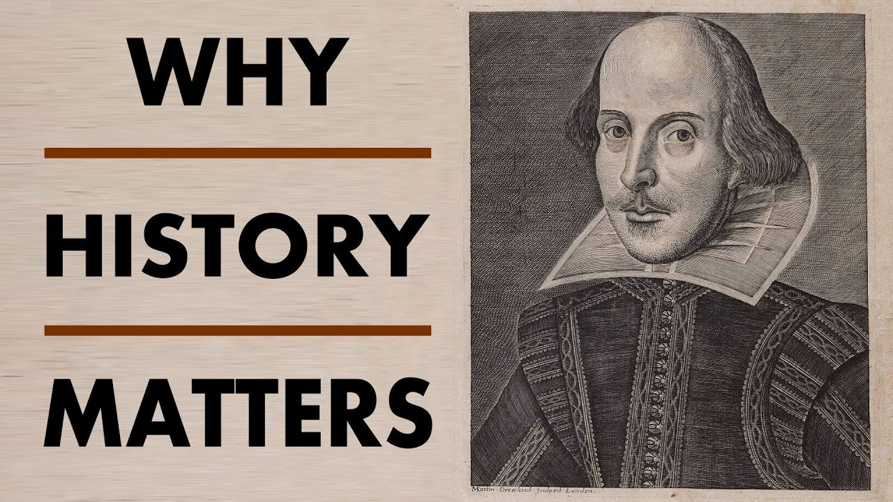 Why History Matters (There's No Time Like the Past) - YouTube