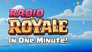 """Radio Royale Recap - """"Our Loudest Game Mode yet"""" in Under 1 Minute!"""