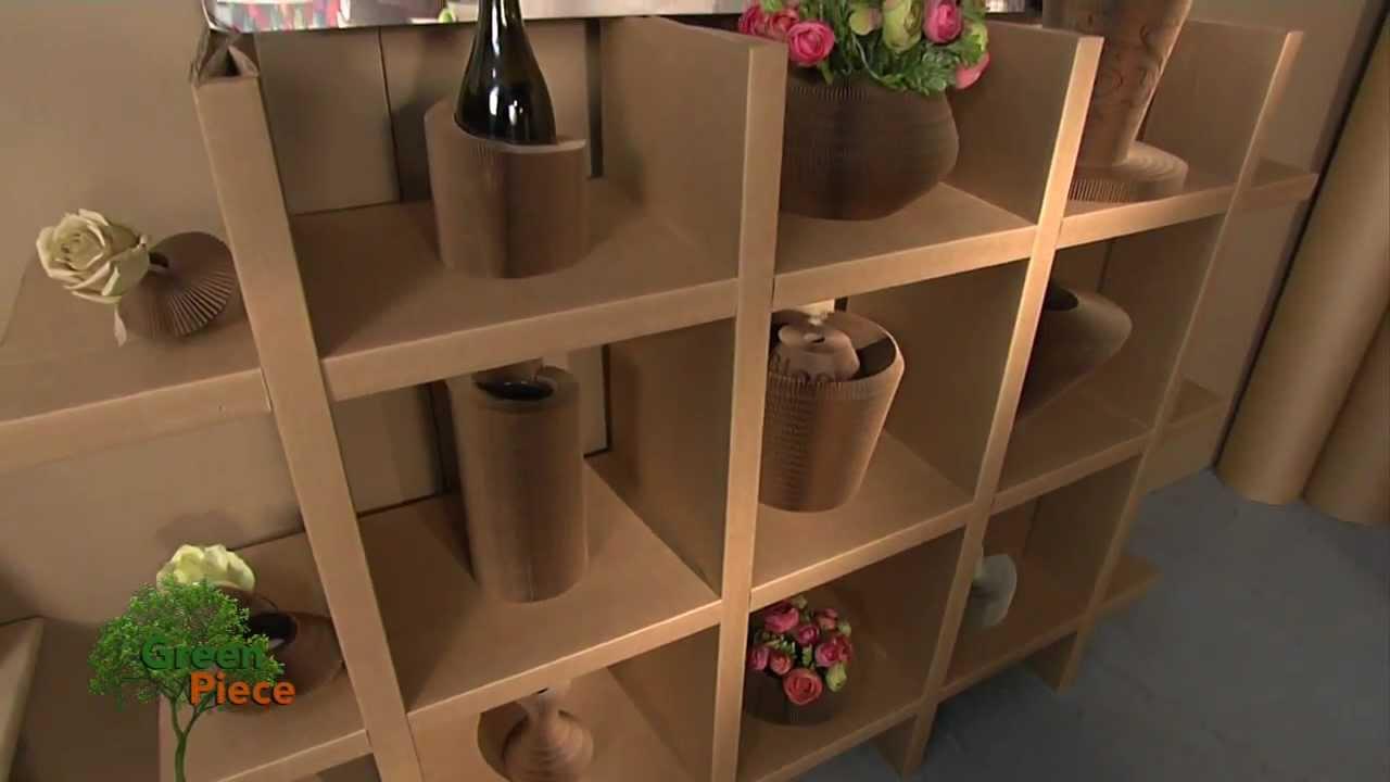 HouseSmarts Green Piece Cardboard Design Episode 83