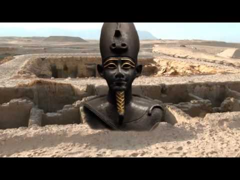The Black Kemetic God OSIRIS And His Kingdom