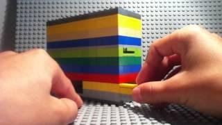 Lego Chewing Gum Vending Machine