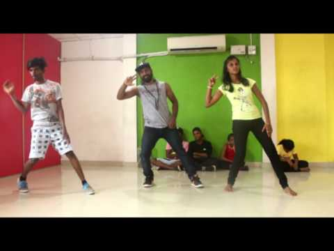 Halena Song From Irumugan Naren Krishnan Choreography @ Studio4danz
