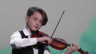 Рутгер Гарехт (скрипка, фортепиано) - От улыбки станет всем светлей - Шаинский Forever