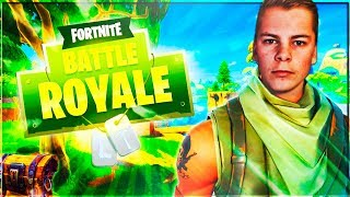 JZANDE SPILLER FORTNITE FOR FØRSTE GANG!? 🔥😱