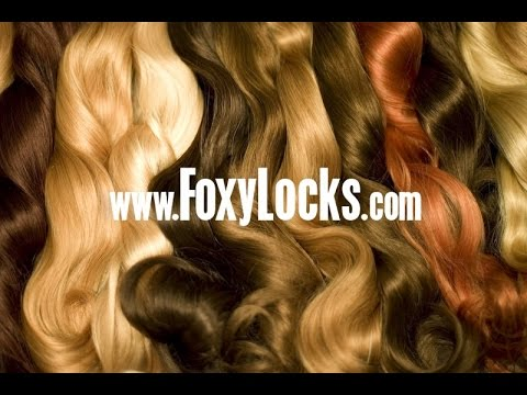 Foxy Locks Extensions - Find Your Match ♥