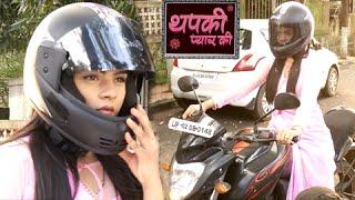 Thapki & Bihaan's Rocking Bike Ride | Thapki Pyaar Ki | Colors
