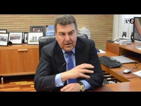 Entrevista a Carlos Bertomeu, presidente de Air Nostrum