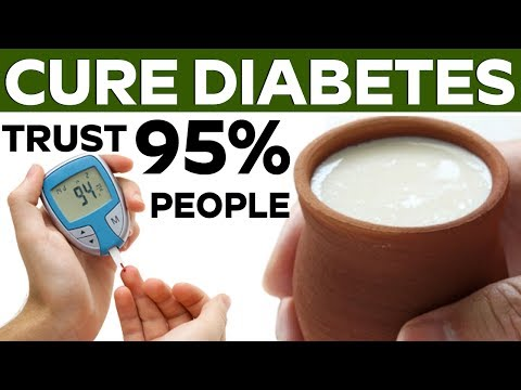 100% Natural Cure Diabetes Permanently Without Medicine | Health tips 2017