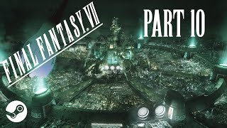 """FF7 Longplay – Part 10: Meeting Aerith """"Mother"""""""