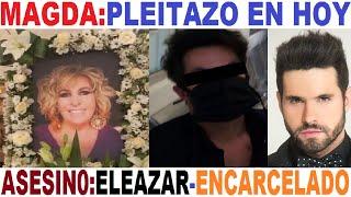 pobre MAGDA RODRIGUEZ la verdad ELEAZAR GOMEZ maldito