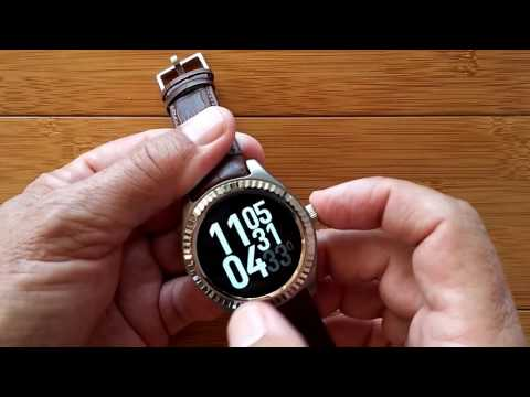 No.1 D7 Smartwatch: Update (Not What It Seems To Be)