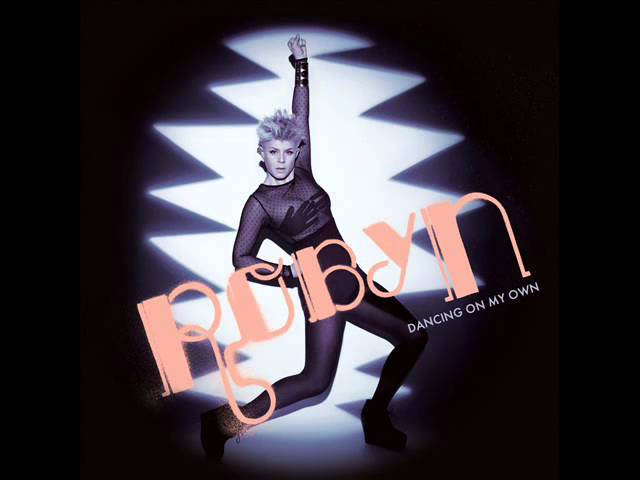 Robyn - Dancing On My Own ( Michael Woods Remix )