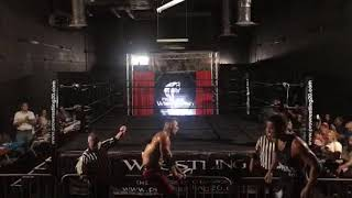Nick Stanley vs Drake Younger - Pro Wrestling 2.0 – Takedown Trafficking Charity Event - 6/26/2021