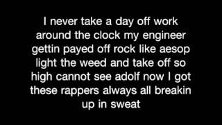 Mac Miller Best Day Ever (LYRICS)