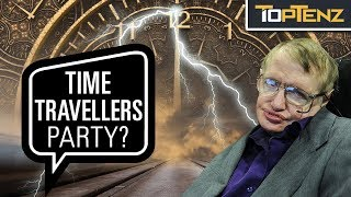 10 Things Stephen Hawking Taught Us About the Concept of Time Travel