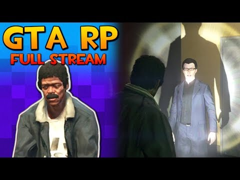GTA RP - Jerry & Jimmy go to the Human Research Lab (FULL STREAM)