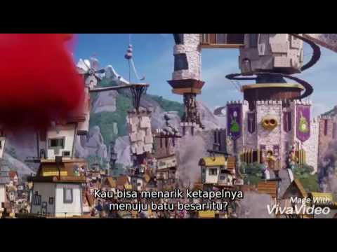 The angry bird movie sub indo