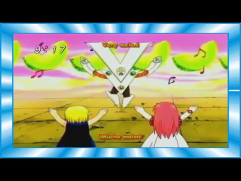 Konjiki no Gash Bell!!   Very Melon Victorim + Coral Q canción   Sub español
