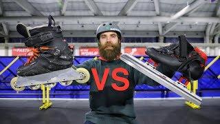 Speed skates vs Wizard skates