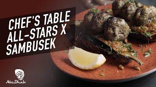 Dine at Abu Dhabi's Finest Restaurants | Sambusek