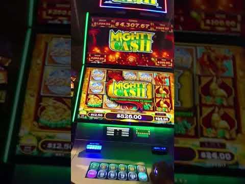 $1100 bonus hit Horseshoe Casino