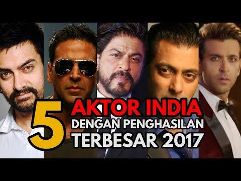 Hrithik Roshan, Shah Rukh Khan jadi Aktor India dengan Bayaran Termahal 2017 Mp3