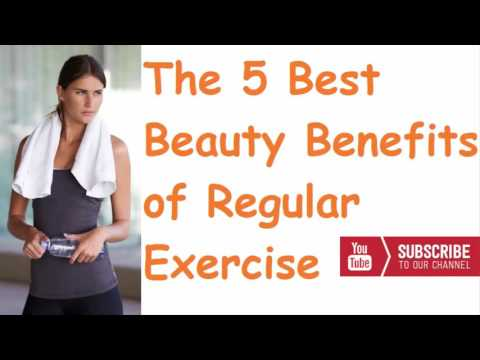 the-5-best-beauty-benefits-of-regular-exercise- -easy-health-and-beauty-tips