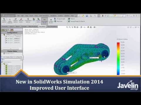 the solidworks user interface The solidworks user interface and workflows focus you on design (not the design tool) to increase productivity the look and feel is consistent across all of the solidworks applications, for easy transition between tools.