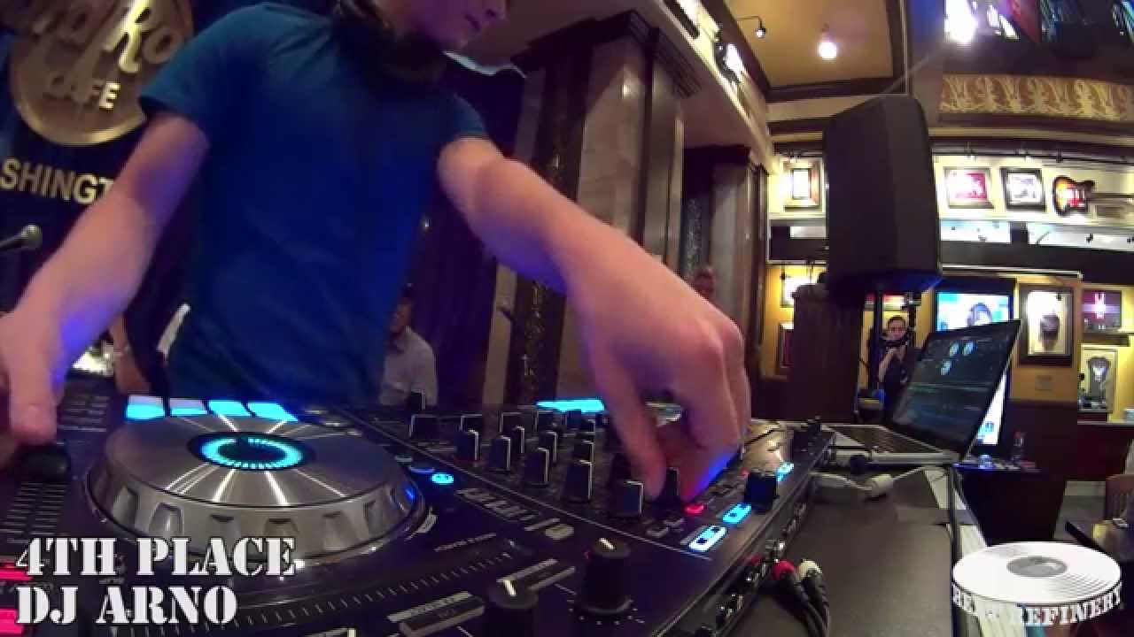 2014 Beat Refinery Mix Off - 4th Place DJ Arno - YouTube