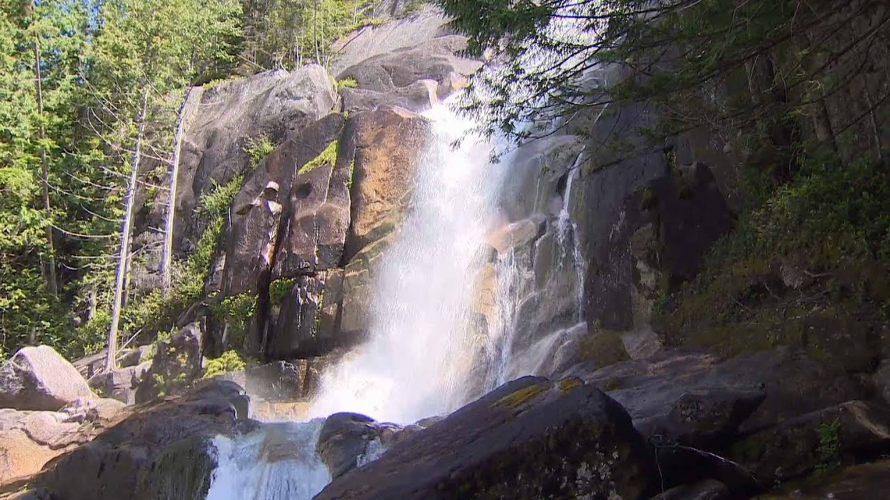 Shannon Falls This Is The B C Hike Where 3 Vloggers Fell To Their Deaths