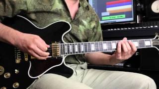 Шевченко Борис Уроки обучение гитара онлайн