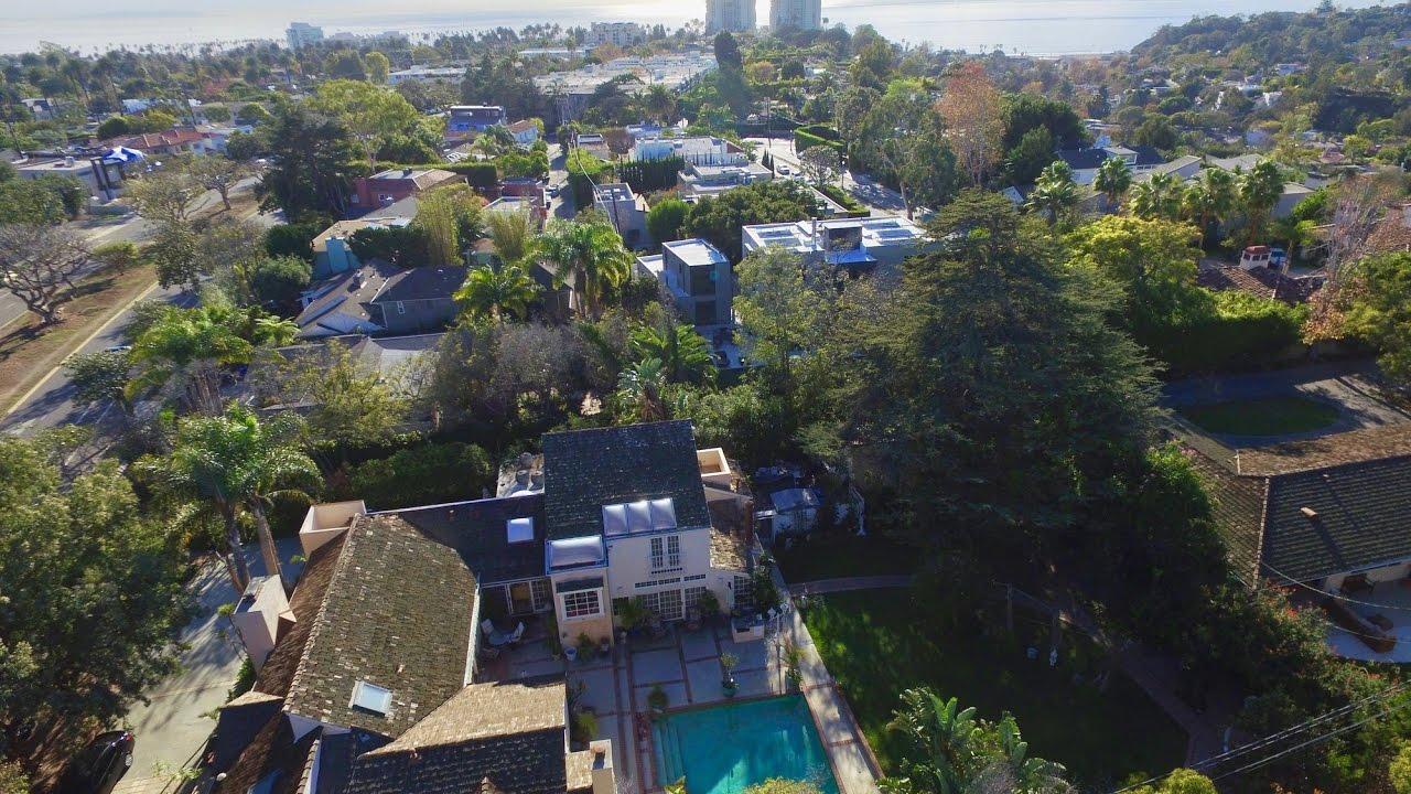 Multi million dollar home for sale in santa monica for Million dollar homes for sale in california