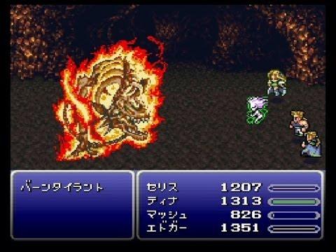 「FF6T -Final Fantasy VI T-Edition-」 スンスケ さん …