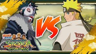[PC] NARUTO SHIPPUDEN: Ultimate Ninja STORM REVOLUTION | Menma VS Hokage Naruto