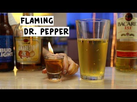 Matt Leonard - Flaming Dr Pepper