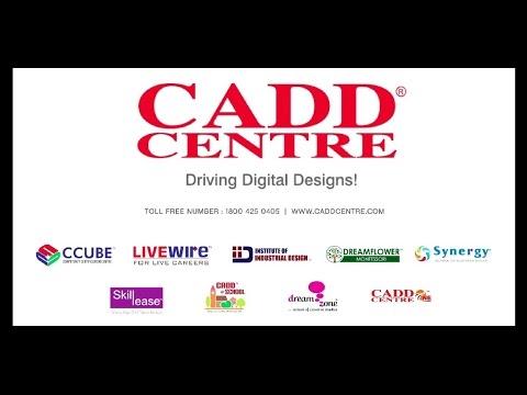 CADD Centre - A global network of skill development institute.