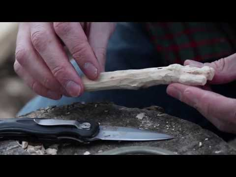 Making a Wooden Knife-Scabbard