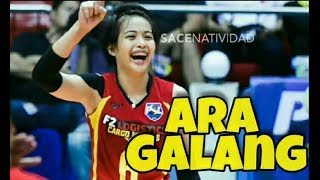 Best of Ara Galang ( PSL AFC 2016 )