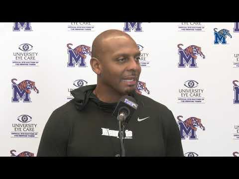 Memphis Basketball: Penny Hardaway Media Availability - Dec. 18