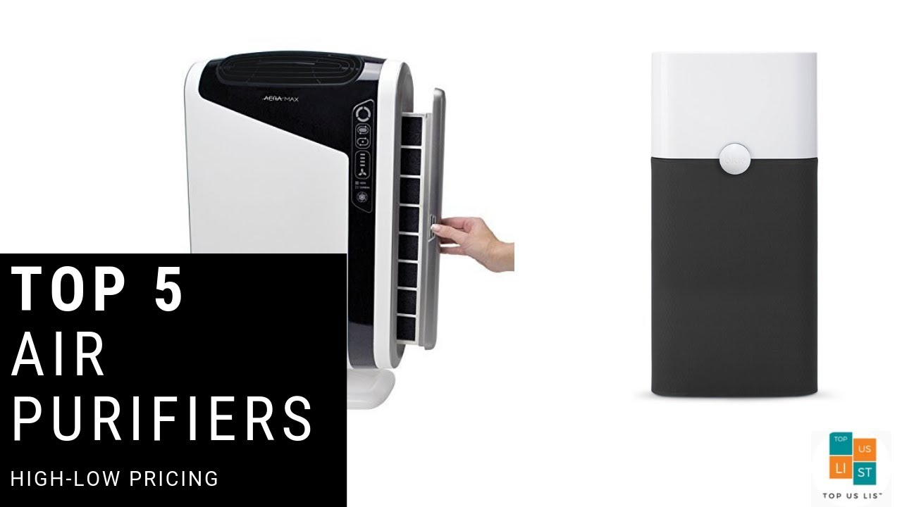 Best Air Purifier For Allergies 2020.Top 9 Best Air Purifiers 2020 Updated Prices List