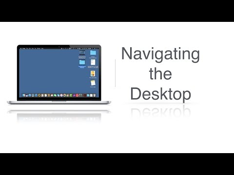 iFocus Mac Navigating the Desktop - Apple Accessibility