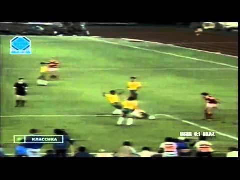 СССР Бразилия 2:1, финал ОИ 1988.