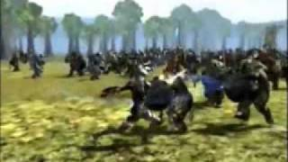 Kingdom Under Fire : Heroes Opening
