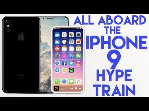 Thumbnail: All aboard the iPhone 9 Hype Train!!!