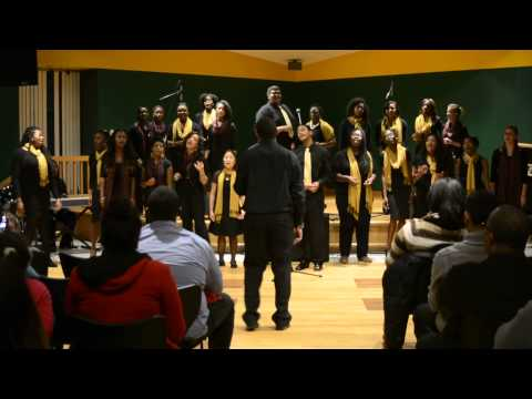 GMU AVU Gospel Choir - Status by VaShawn Mitchell