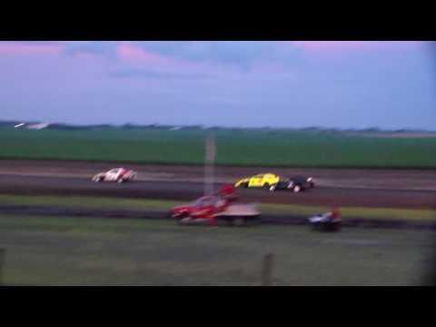 Sport Mod Heat 2 @ Hancock County Speedway 06/30/17