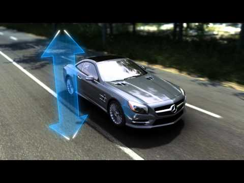 Mercedes-Benz Active Body Control -- Fully Active Suspension Technology
