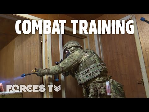 Training With The Royal Marines Who Guard The UK's Nuclear Deterrent • 43 COMMANDO | Forces TV