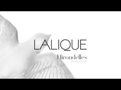 LALIQUE - Hirondelles Spring/Summer 2018 Collection